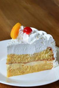 Nuestra torta inglesa